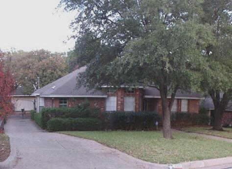 Sold Property | 4109 April Drive Arlington, Texas 76016 0
