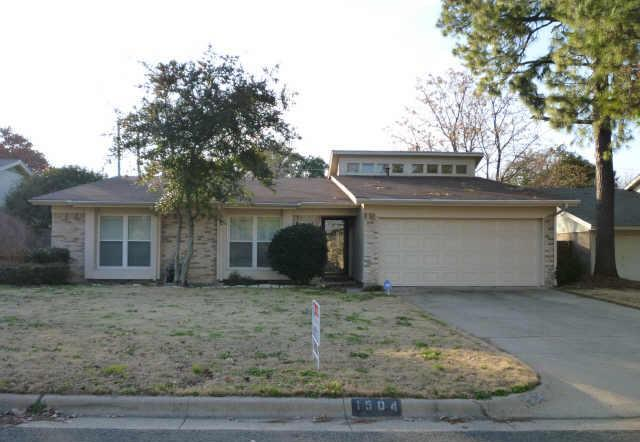 Sold Property | 1504 Laurel Drive Arlington, Texas 76012 0