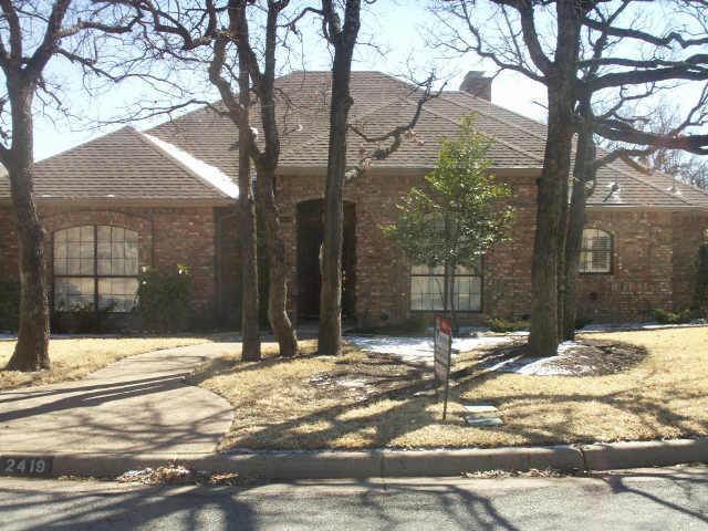 Sold Property | 2419 Cross Timbers Trail Arlington, Texas 76006 2