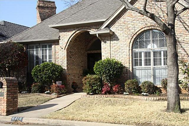 Sold Property | 2318 Wild Turkey Trail Arlington, Texas 76016 0