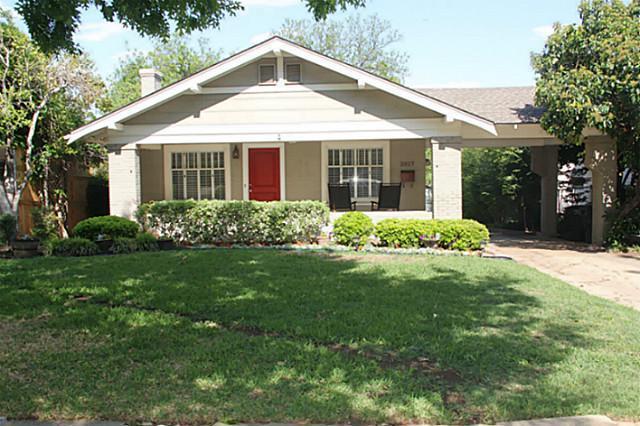 Sold Property | 2017 Ashland Avenue Fort Worth, Texas 76107 0