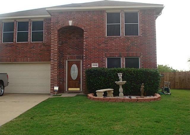 Sold Property | 2338 Mainsail Lane Arlington, Texas 76002 0
