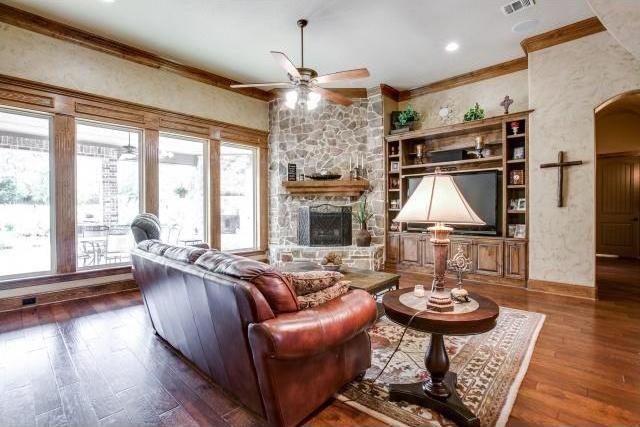 Sold Property | 8212 Plum Creek Trail Burleson, TX 76028 8