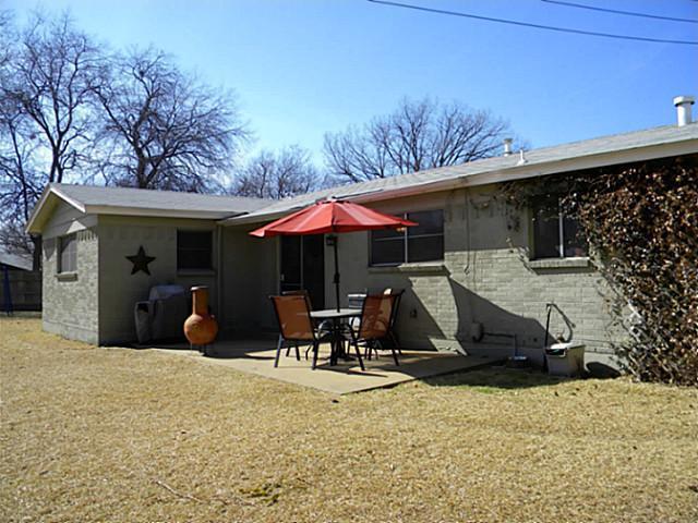 Sold Property | 613 Palomino Court Saginaw, Texas 76179 14