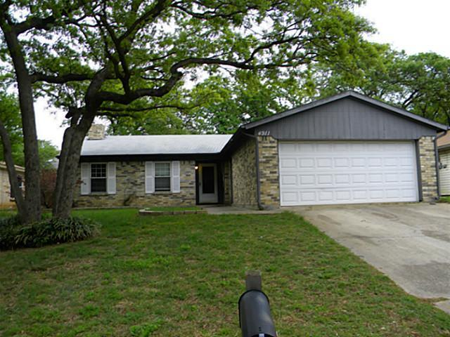 Sold Property | 4911 Crest Drive Arlington, Texas 76017 0