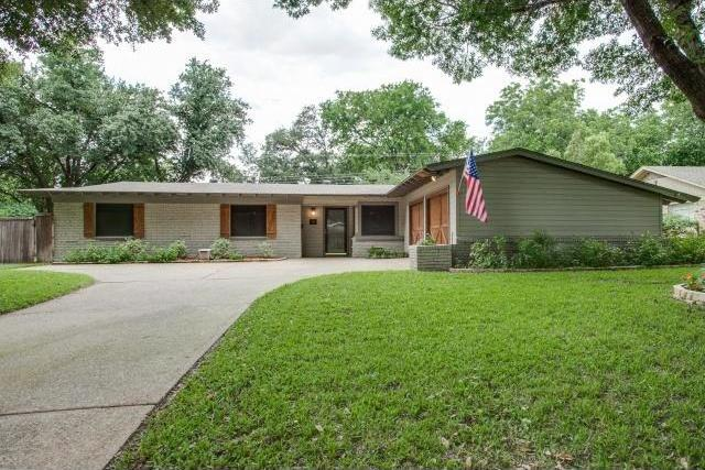 Sold Property | 4121 Bilglade Road Fort Worth, Texas 76109 0