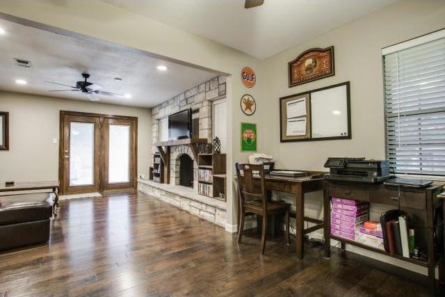Sold Property | 4121 Bilglade Road Fort Worth, Texas 76109 13
