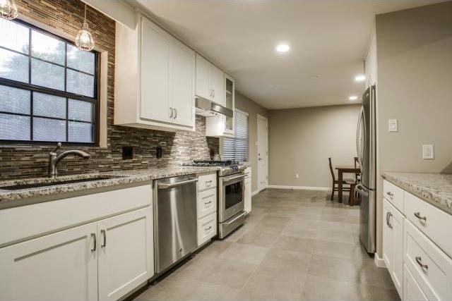 Sold Property | 4121 Bilglade Road Fort Worth, Texas 76109 3