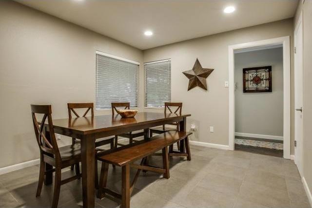 Sold Property | 4121 Bilglade Road Fort Worth, Texas 76109 5