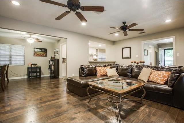 Sold Property | 4121 Bilglade Road Fort Worth, Texas 76109 6