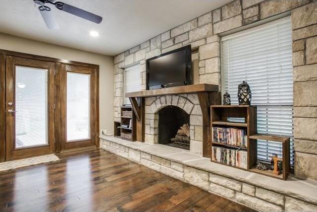 Sold Property | 4121 Bilglade Road Fort Worth, Texas 76109 7
