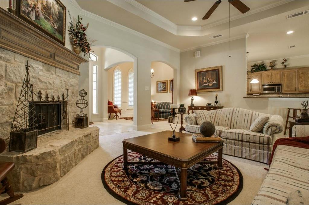 Sold Property | 7016 La Cantera Drive Fort Worth, Texas 76108 8