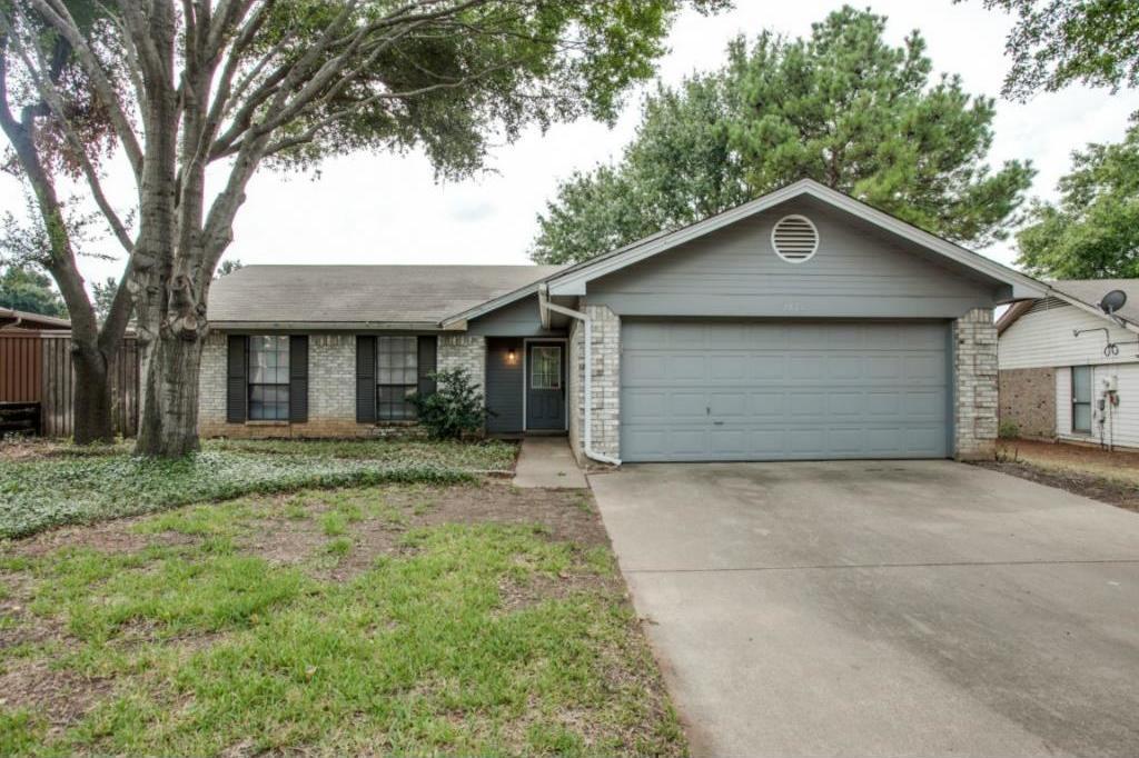 Sold Property   2810 Glen Hollow Circle Arlington, Texas 76016 1