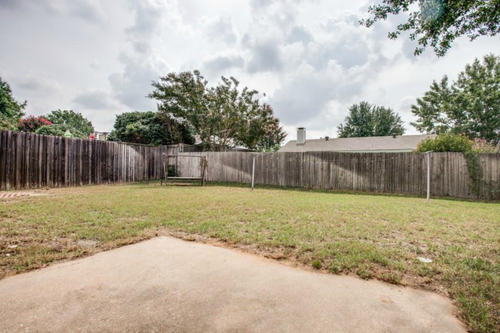 Sold Property   2810 Glen Hollow Circle Arlington, Texas 76016 22