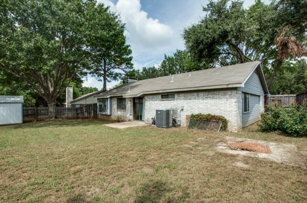 Sold Property   2810 Glen Hollow Circle Arlington, Texas 76016 24