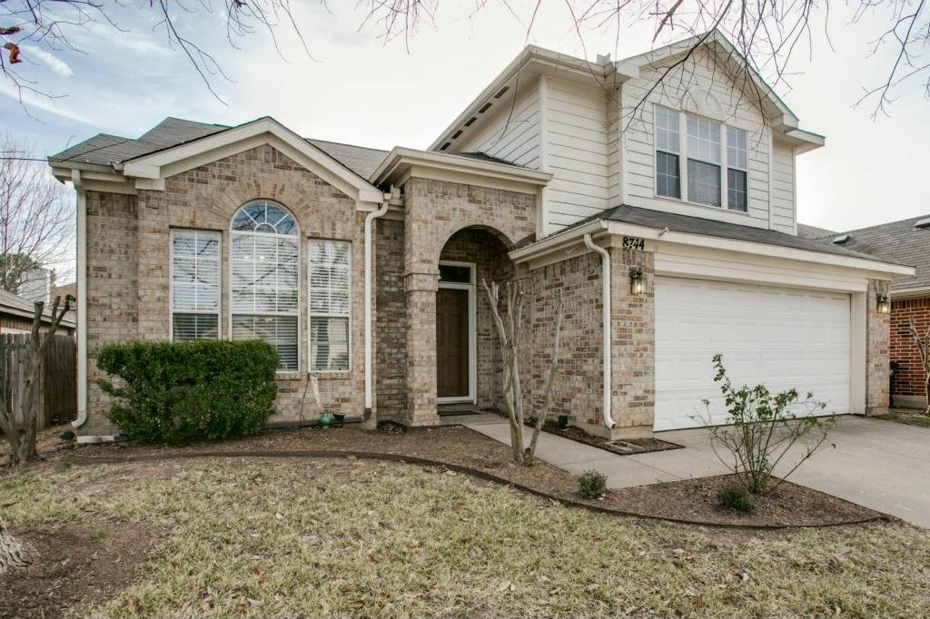 Sold Property | 8744 Elbe Trail Fort Worth, Texas 76118 0
