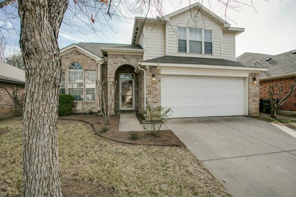 Sold Property | 8744 Elbe Trail Fort Worth, Texas 76118 1