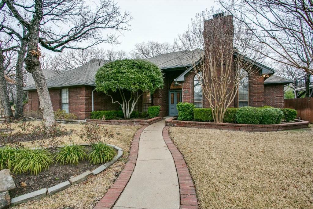 Sold Property | 2405 Cross Timbers Trail Arlington, Texas 76006 0