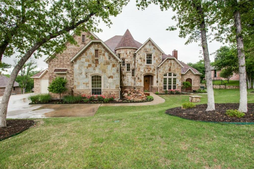Sold Property | 7333 La Cantera Drive Fort Worth, TX 76108 0
