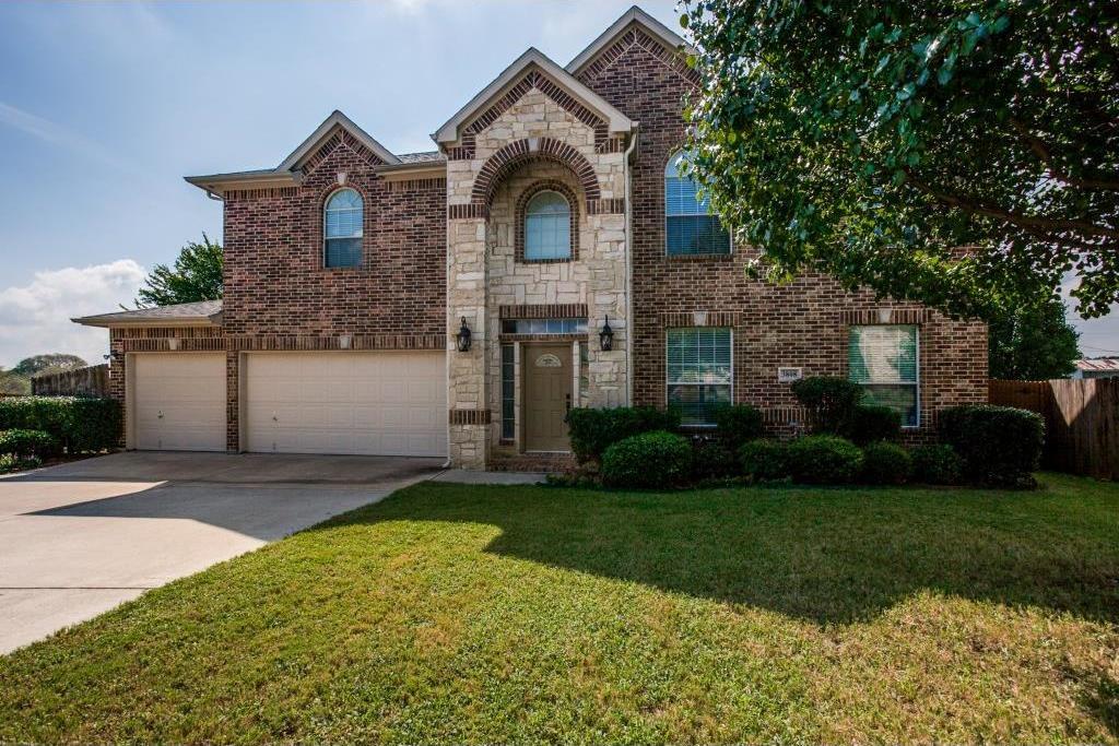Sold Property | 3808 Lakeway Drive Grapevine, TX 76092 1