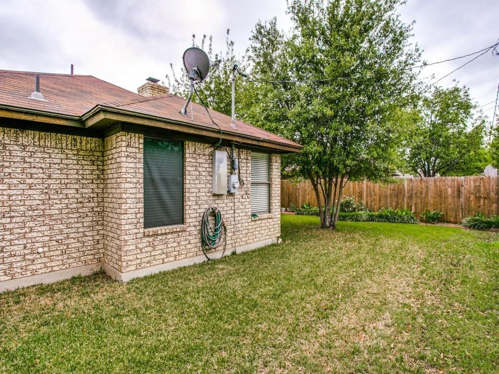 Sold Property   6304 Aires Drive Arlington, Texas 76001 21