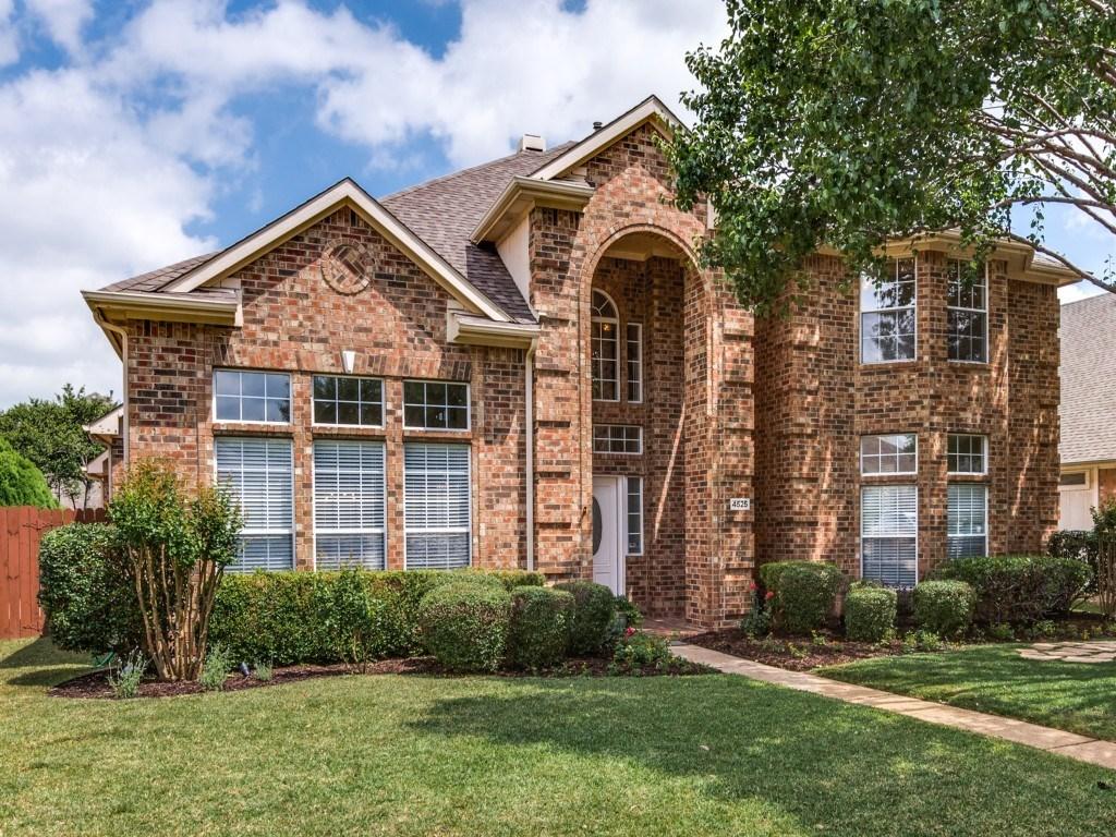 Sold Property | 4525 Reunion Drive Plano, Texas 75024 0