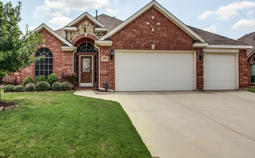 Sold Property | 453 Running Water Trail Fort Worth, Texas 76131 0