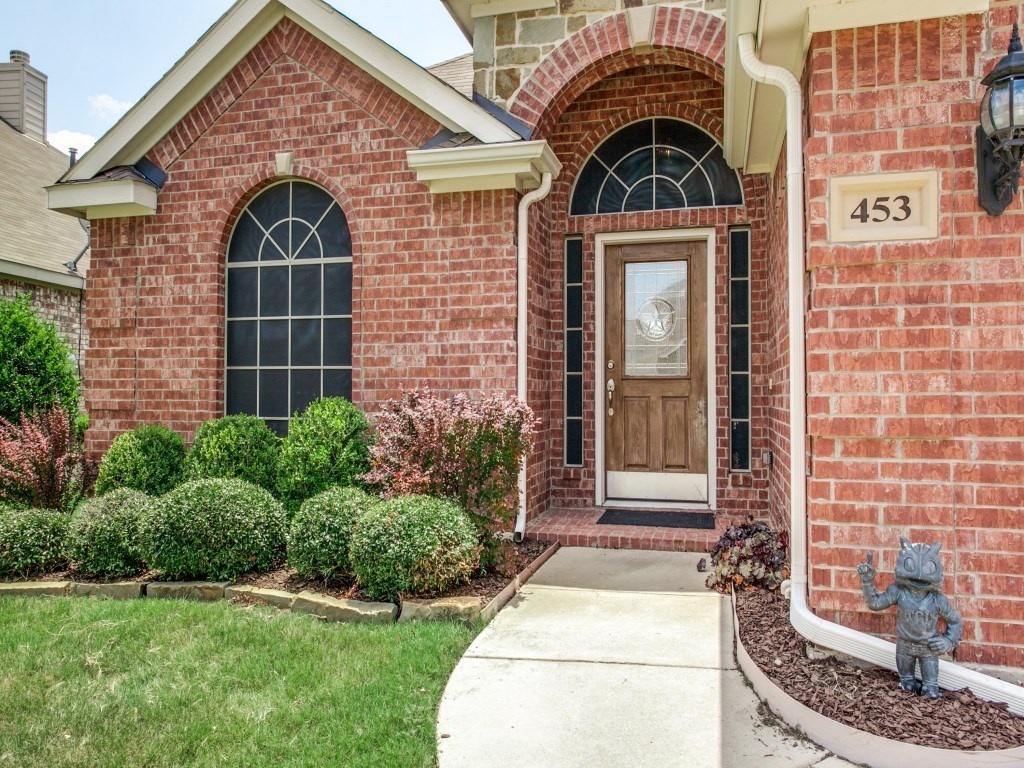 Sold Property | 453 Running Water Trail Fort Worth, Texas 76131 1