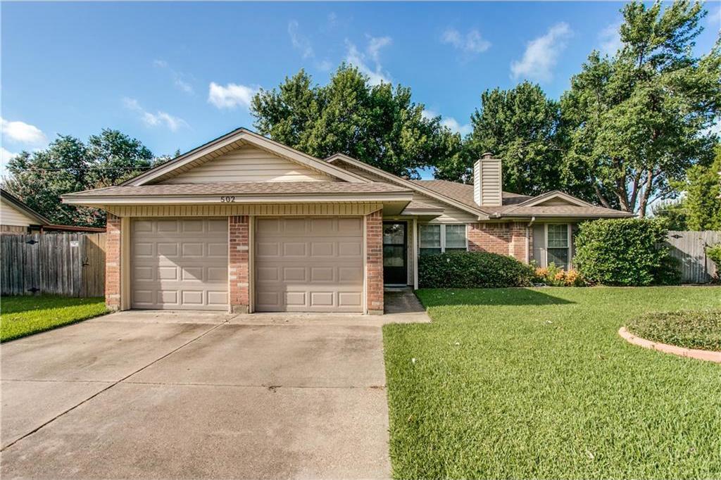 Sold Property | 502 British Court Arlington, Texas 76002 0