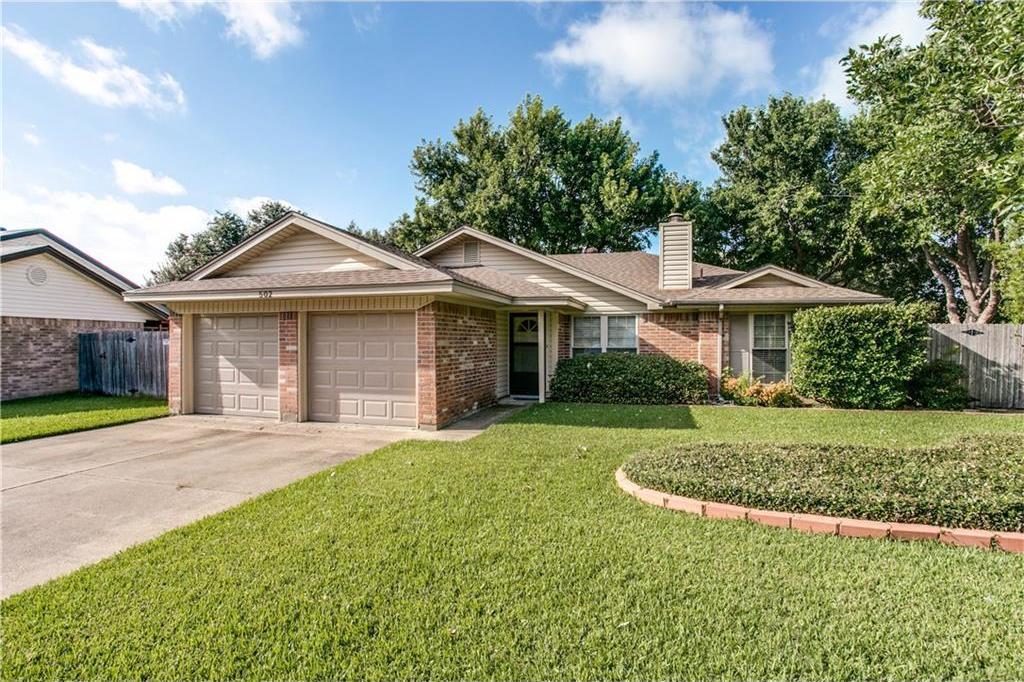 Sold Property | 502 British Court Arlington, Texas 76002 1