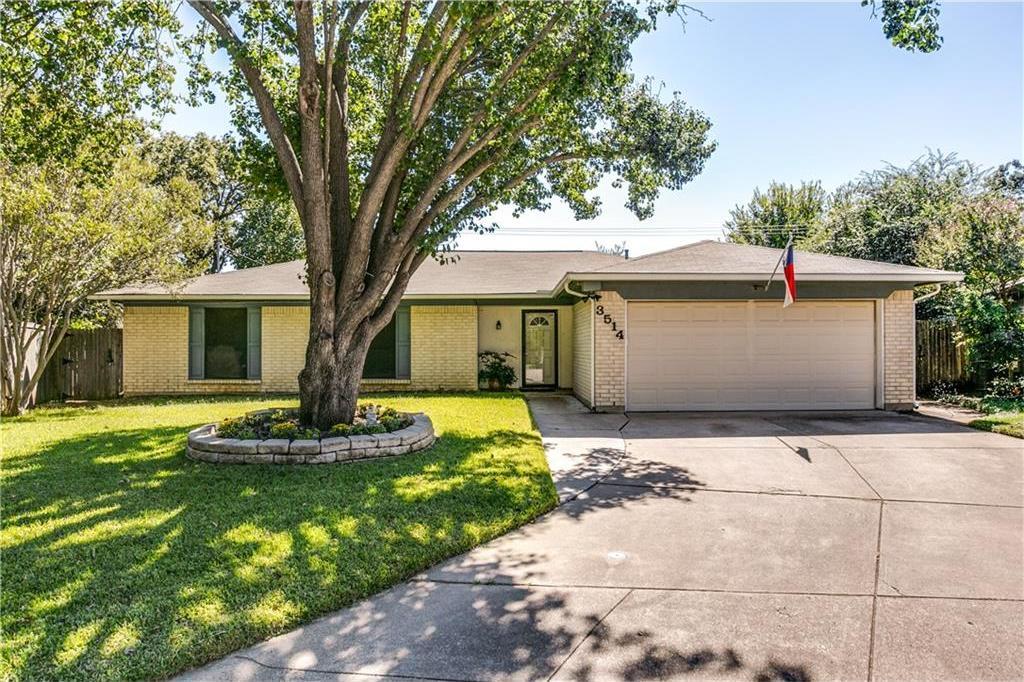Sold Property | 3514 Hialeah Drive Arlington, Texas 76017 0