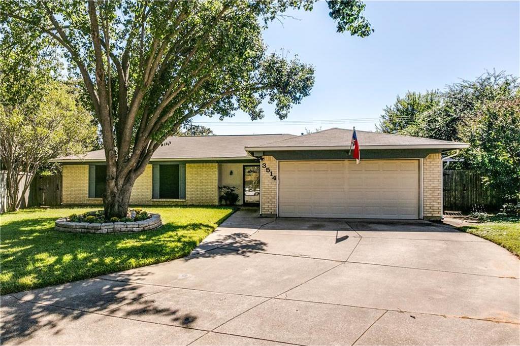Sold Property | 3514 Hialeah Drive Arlington, Texas 76017 1