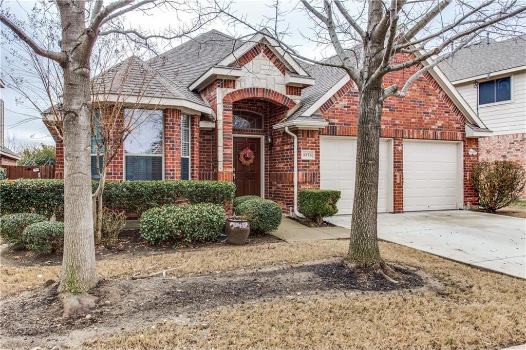 Sold Property | 2573 Marina Drive Grand Prairie, Texas 75054 1