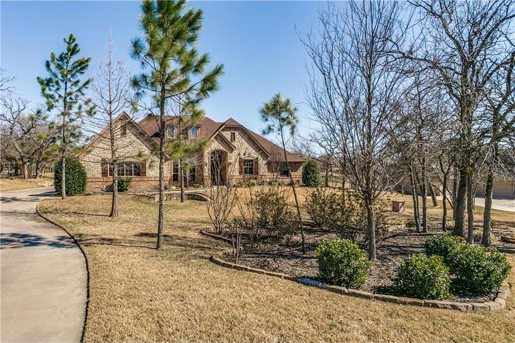 Sold Property | 7332 La Cantera Drive Fort Worth, Texas 76108 0