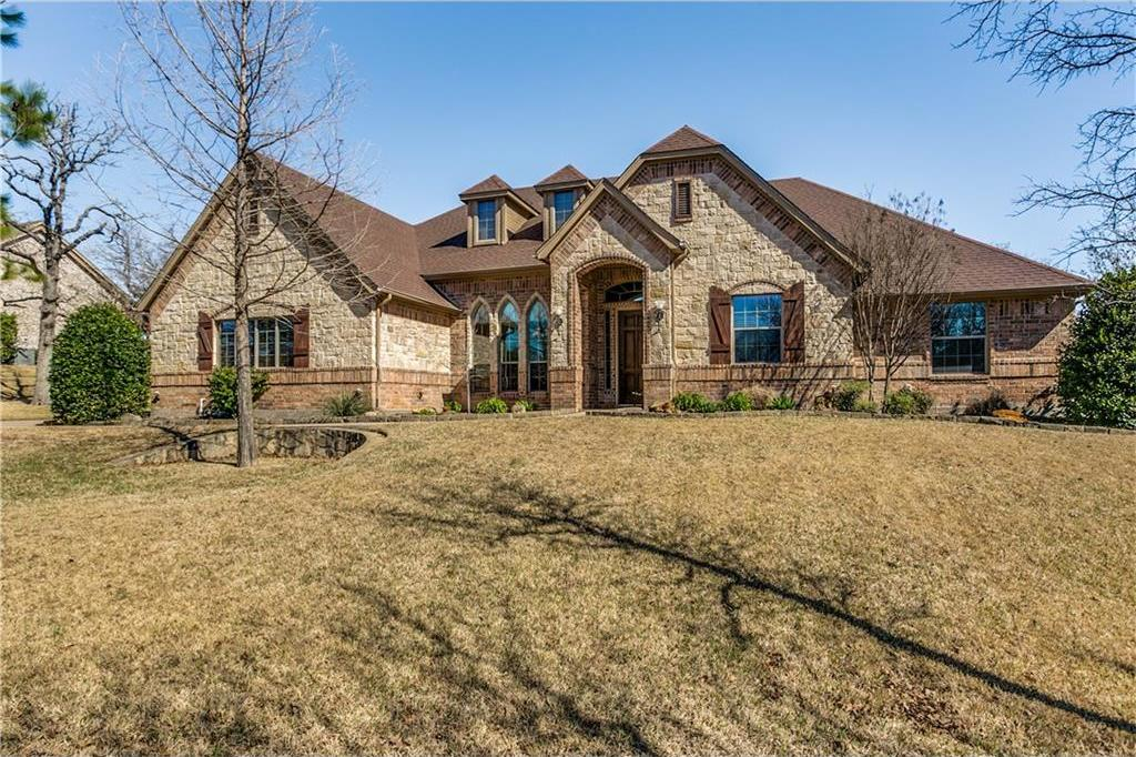 Sold Property | 7332 La Cantera Drive Fort Worth, Texas 76108 1