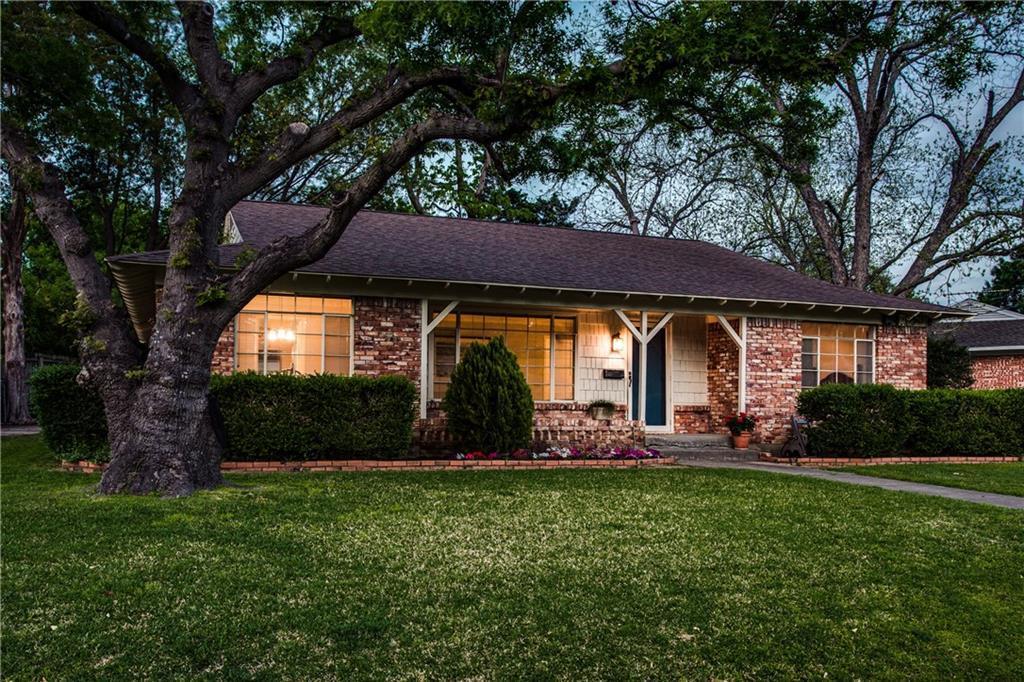 Sold Property | 6528 Ridgemont Drive Dallas, Texas 75214 2