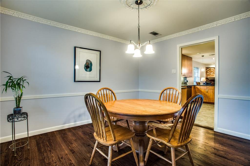 Sold Property | 6528 Ridgemont Drive Dallas, Texas 75214 15
