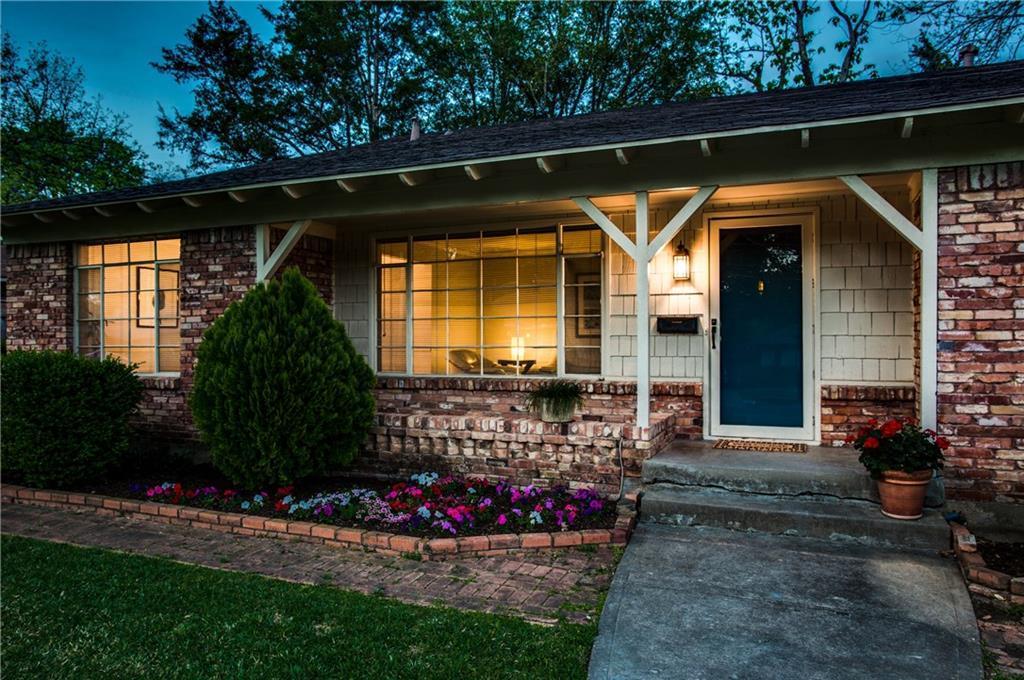 Sold Property | 6528 Ridgemont Drive Dallas, Texas 75214 3