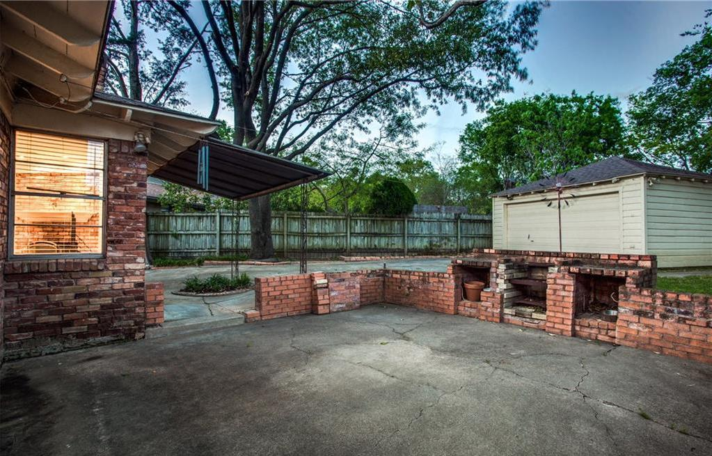 Sold Property | 6528 Ridgemont Drive Dallas, Texas 75214 24