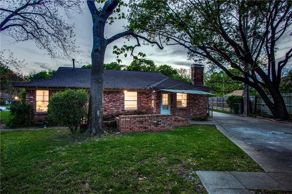 Sold Property | 6528 Ridgemont Drive Dallas, Texas 75214 25