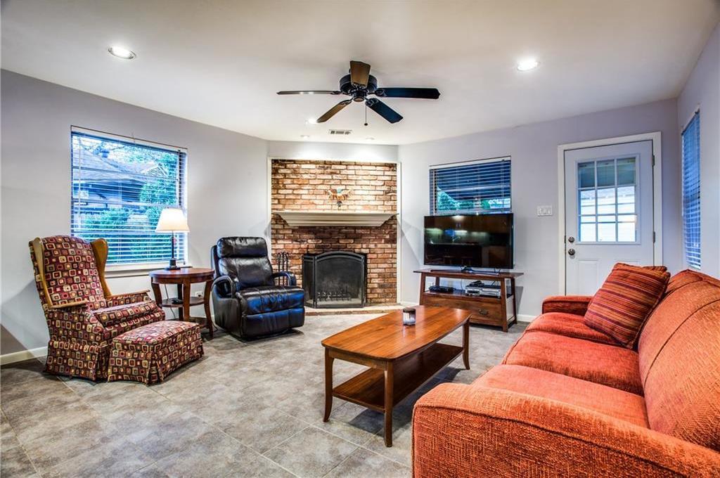 Sold Property | 6528 Ridgemont Drive Dallas, Texas 75214 5