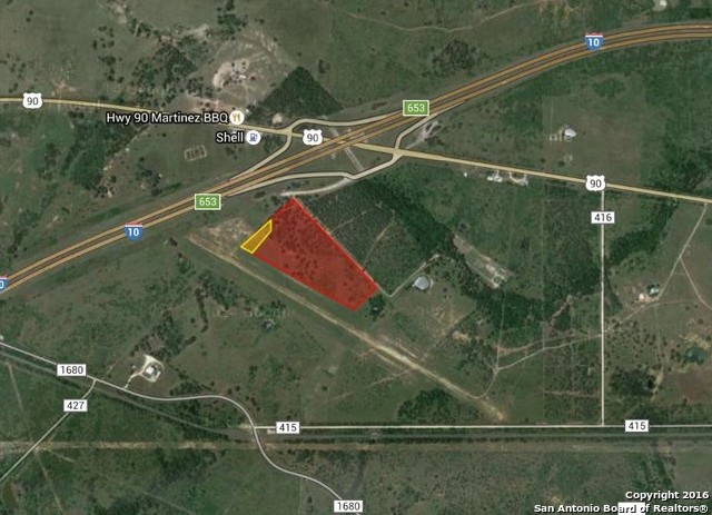Active | E I-10 & US-90 Waelder, TX 78959 1