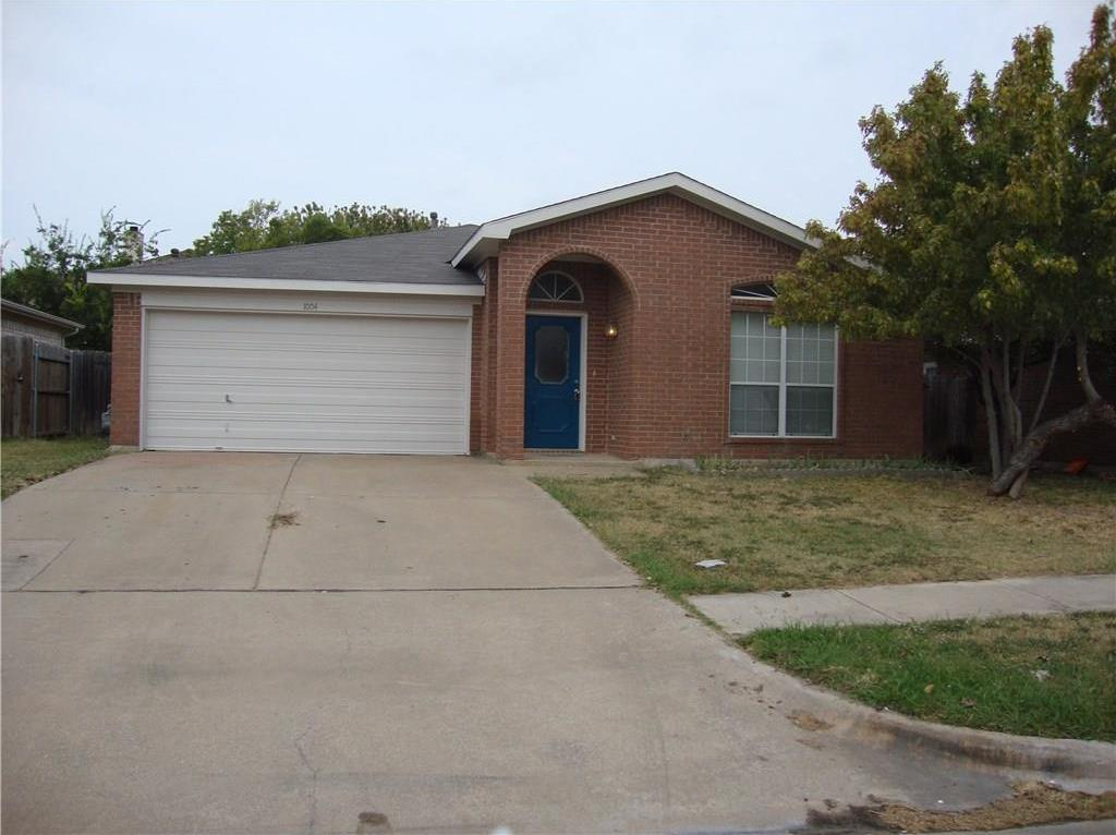 Sold Property   1004 Union Drive Saginaw, Texas 76131 1