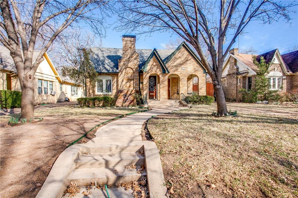 Sold Property | 1322 S Montreal Avenue Dallas, Texas 75208 0