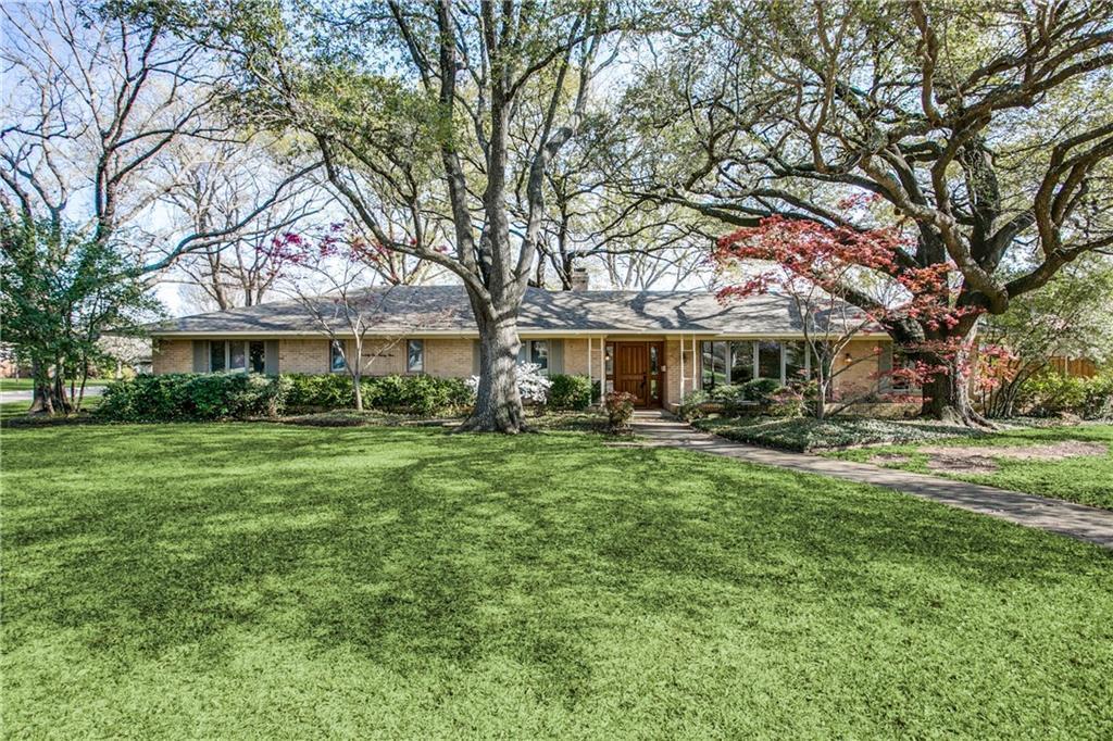 Leased | 7199 Greentree Lane Dallas, Texas 75214 2