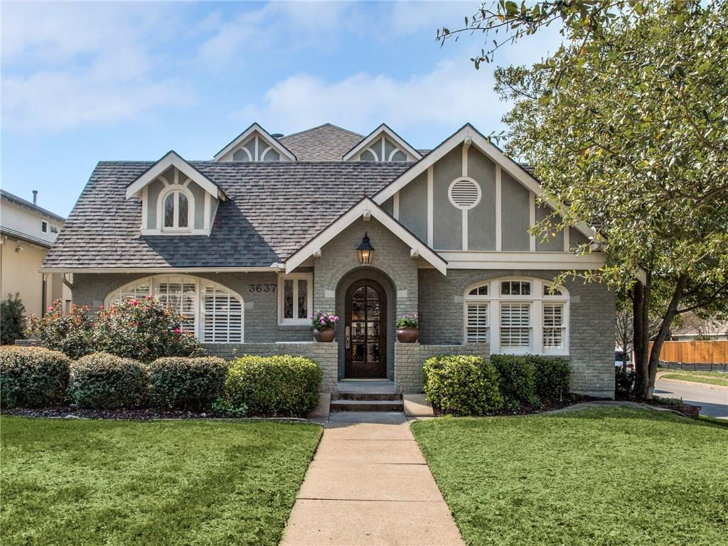 Sold Property | 3637 Normandy Avenue Highland Park, Texas 75205 0