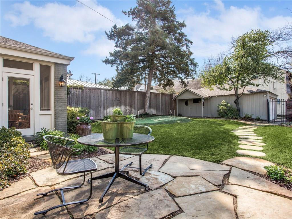 Sold Property | 3637 Normandy Avenue Highland Park, Texas 75205 26
