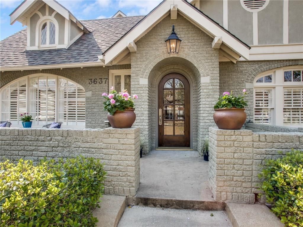 Sold Property | 3637 Normandy Avenue Highland Park, Texas 75205 2