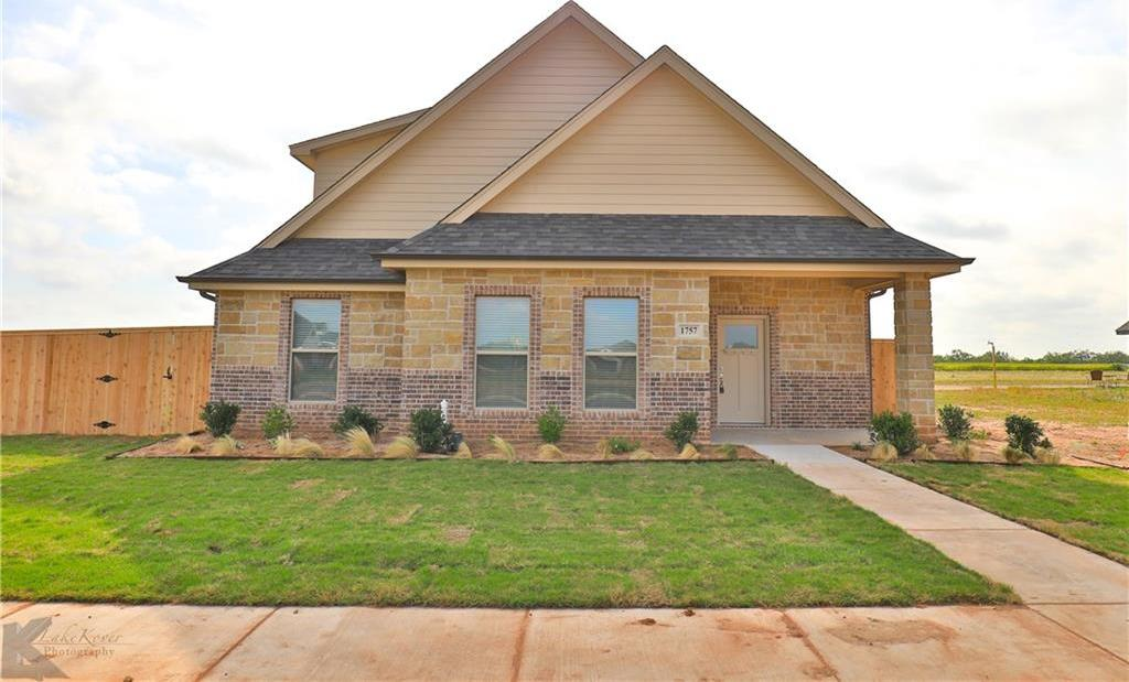 Sold Property | 1757 Sina Avenue Abilene, Texas 79601 0