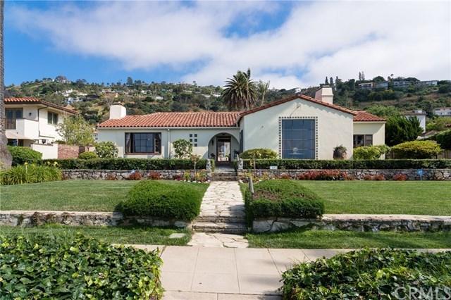 Closed | 408 Paseo Del Mar Palos Verdes Estates, CA 90274 0